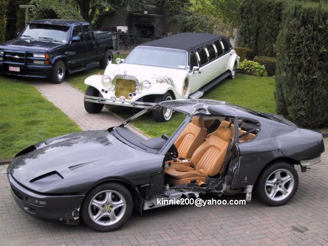 For sale 456 parts - Ferrari Life