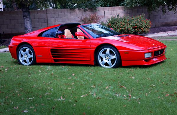 348 Owners List Ferrari Life