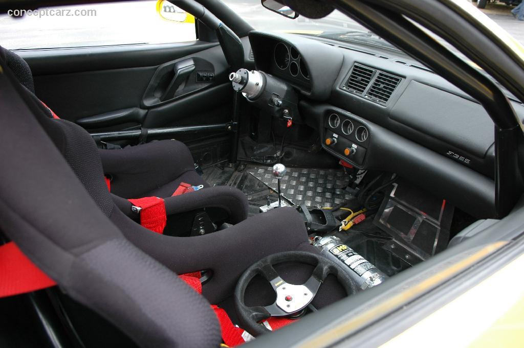 looking for sport seats for f355 - ferrari life, Wiring diagram