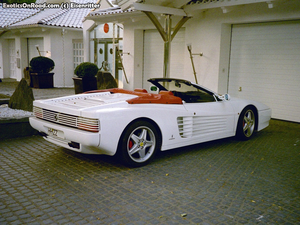 testarossa ferrari white the wolf photo for real gallery street s wall streets of sale
