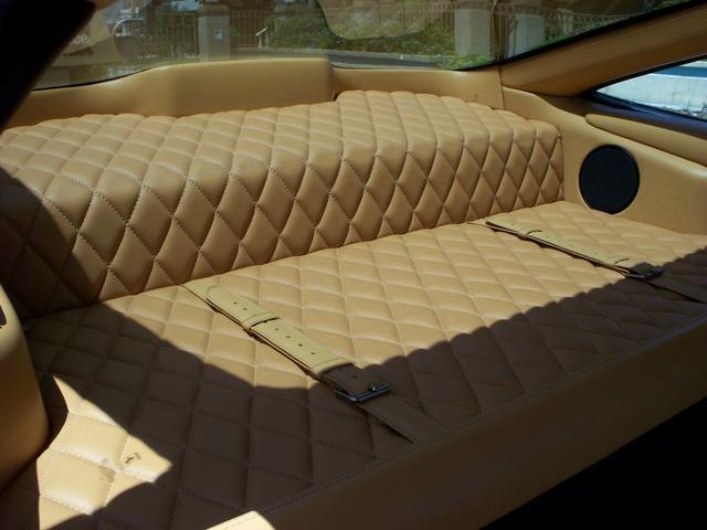 550 interior - Ferrari Life : quilted car interior - Adamdwight.com