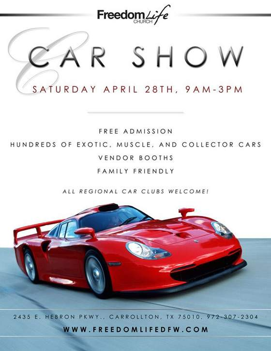 Dfw Car Show All Are Welcome - Ferrari Life