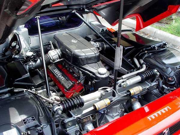 F50 Ferrari Life