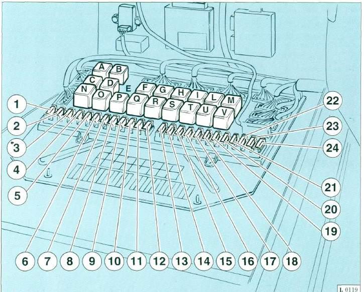 ferrari 550 foglights electrical problem - ferrari life, Wiring diagram