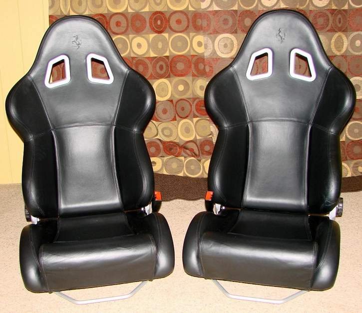 360 360 Carbon Sport Seats For Sale Ferrari Life Forum